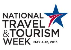 National Travel & Tourism Week logo
